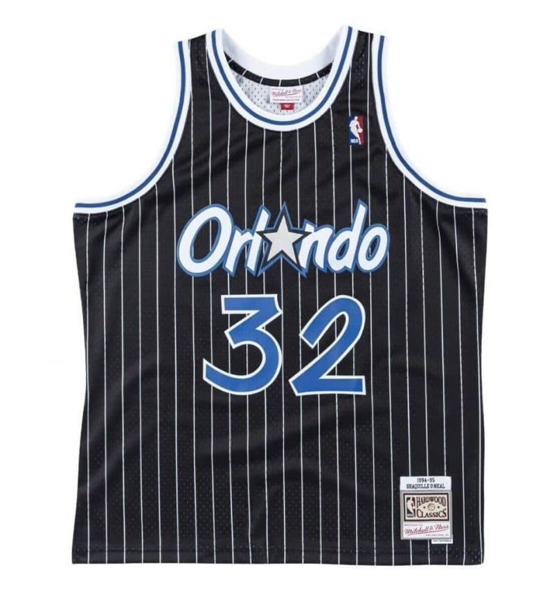 Shaquille O'Neal - Maillot Swingman - Mitchell and Ness