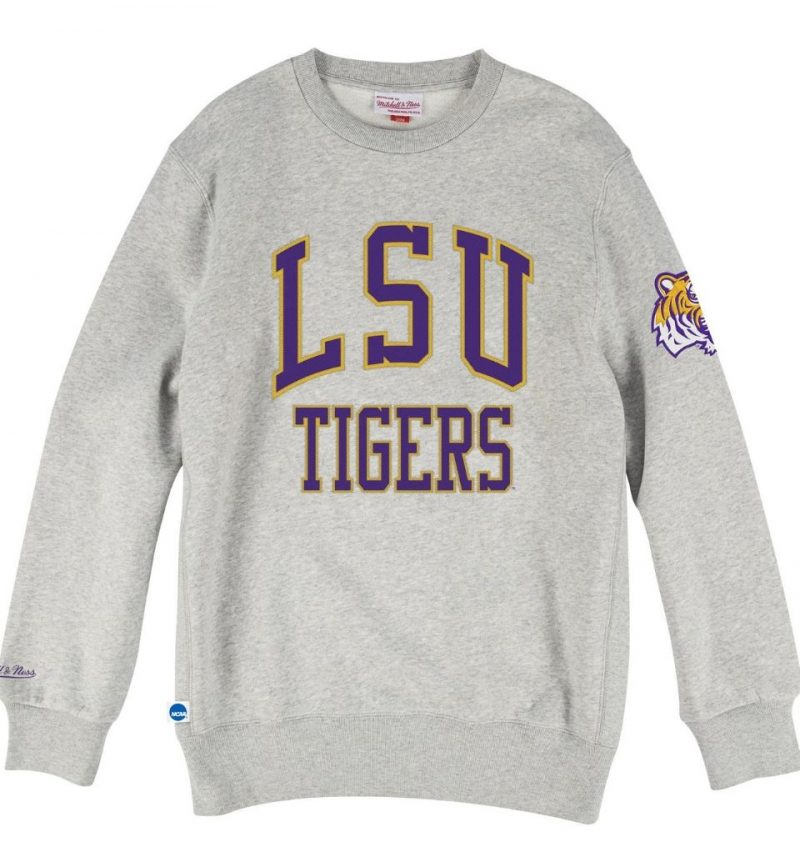 Sweat Louisiana State Tigers - NCAA PLAY OFF WIN CREW