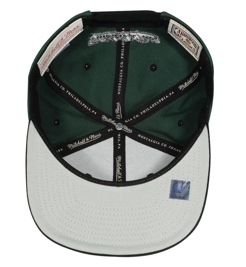 Mitchel & Ness Casquette NBA Boston Celtics