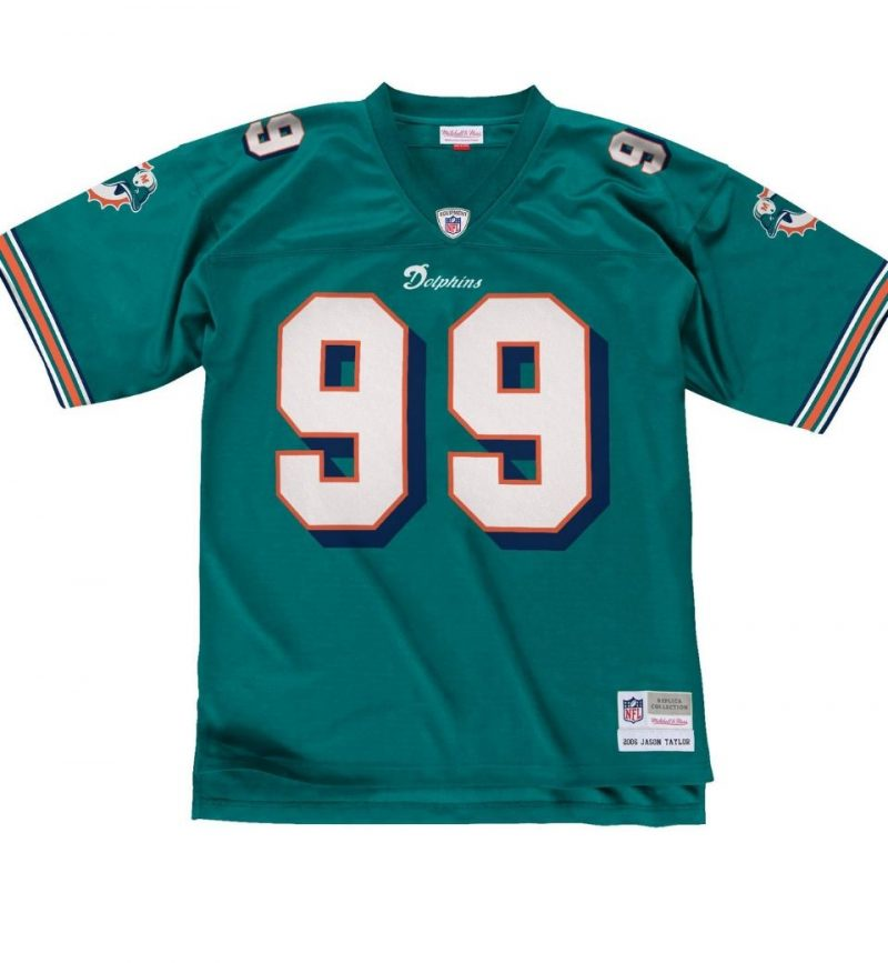 Miami Dolphins Jason Taylor 2006 - Legacy Jersey