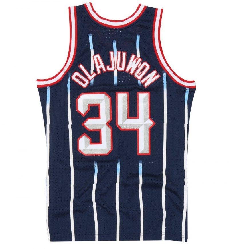 Houston Rockets Hakeem Olajuwon 96-97 HWC Swingman