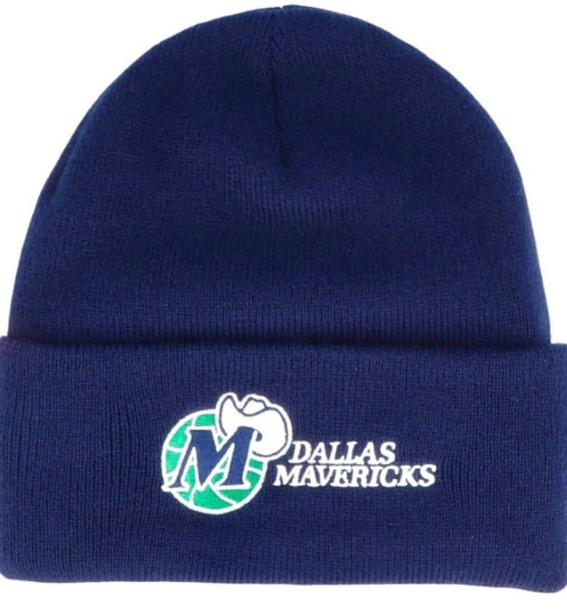 Bonnet NBA Dallas Mavericks Mitchell and Ness