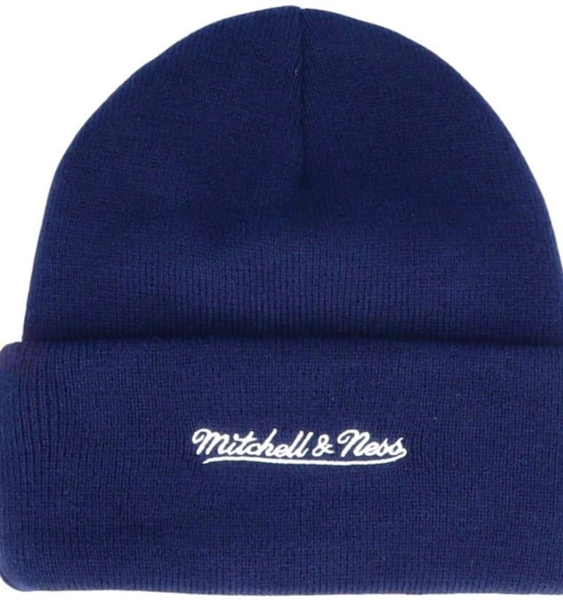 Bonnet NBA Dallas Mavericks Mitchell and Ness - dos