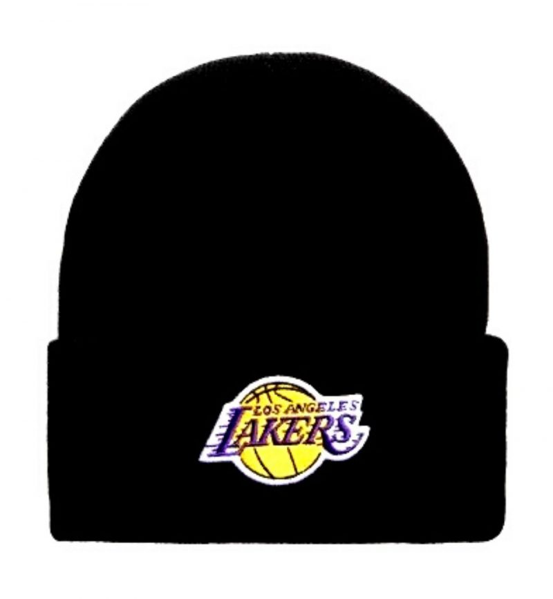 Bonnet NBA Los Angeles Lakers Mitchell and Ness