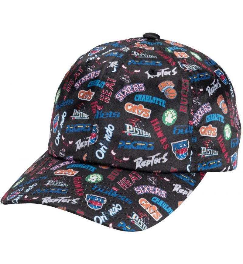 Casquette vintage Eastern Conference - Michell and Ness - strapback