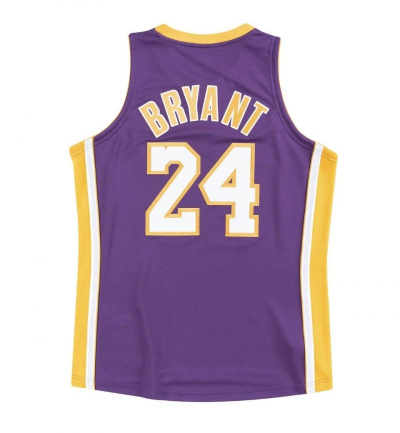 Maillot Kobe Bryant - Los Angeles Lakers 2008-08 - Mitchell and Ness - Authentic - dos