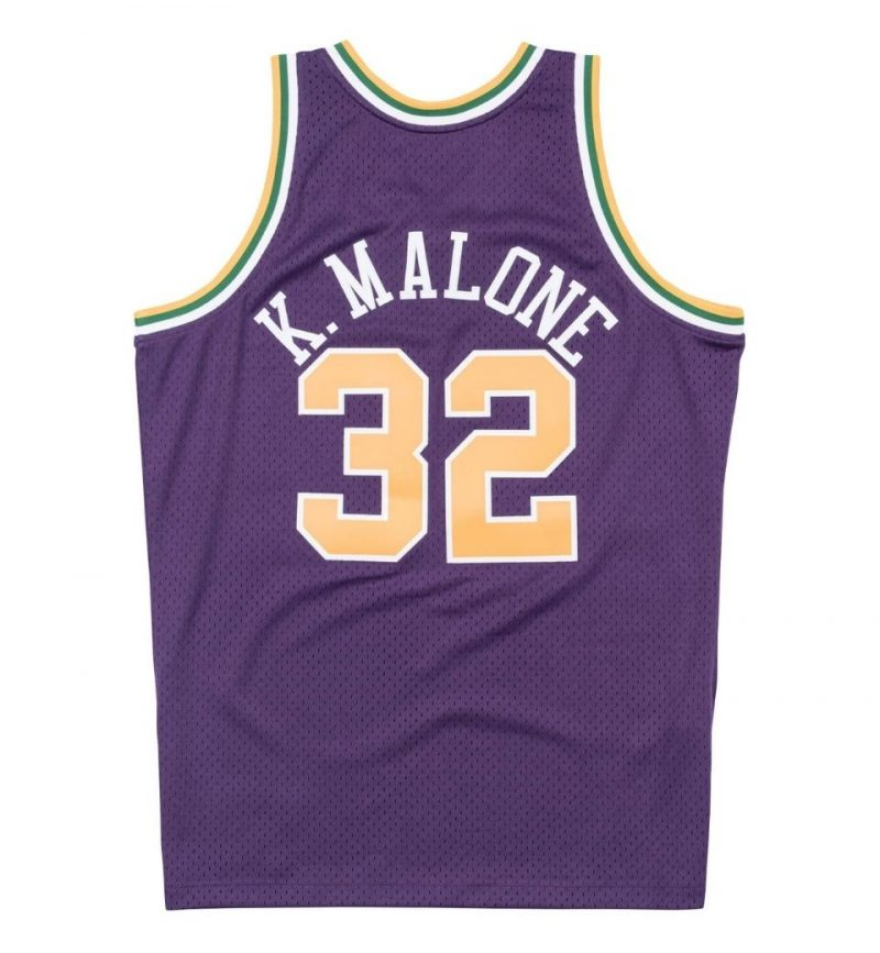 Maillot Karl Malone - Utah Jazz - Mitchell and Ness - dos