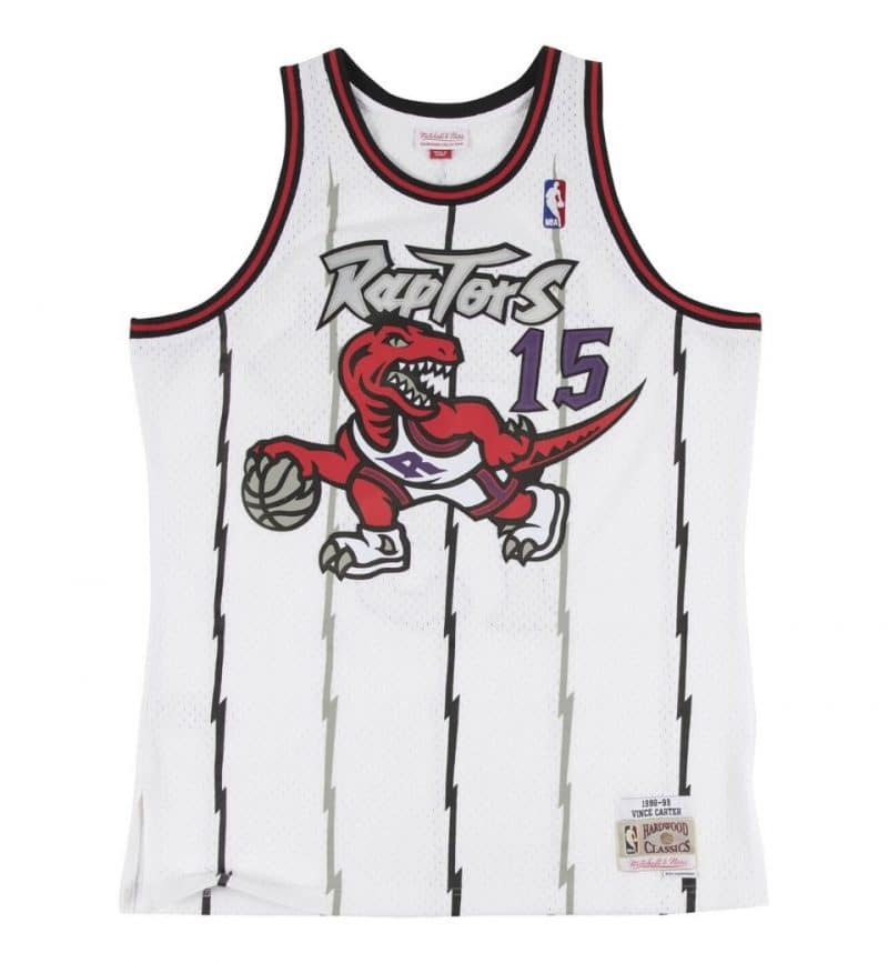 Vince Carter - Mitchell and ness - Maillot vintage