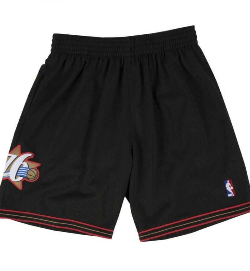 Short NBA Philadelphia Sixers - Swingman Mitchell & Ness
