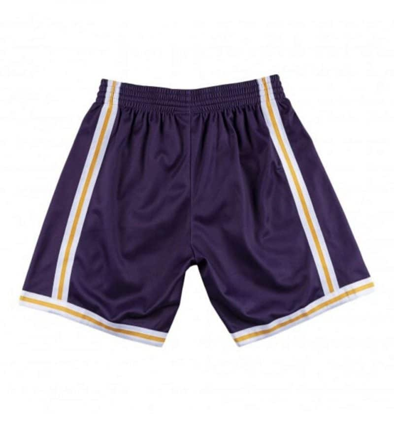 Short NBA Los Angeles Lakers - Big Face Mitchell & Ness - dos