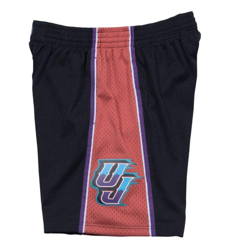Short NBA Utah Jazz - Swingman Mitchell & Ness - logo