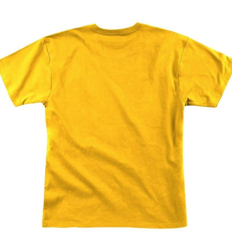 T-shirt Los Angeles Lakers - Big Face Mitchell & Ness - dos