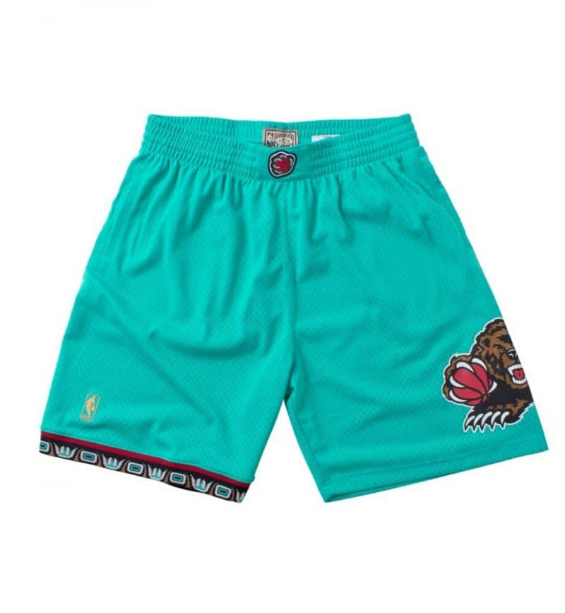 Short NBA Vancouver Grizzlies - Swingman Mitchell & Ness