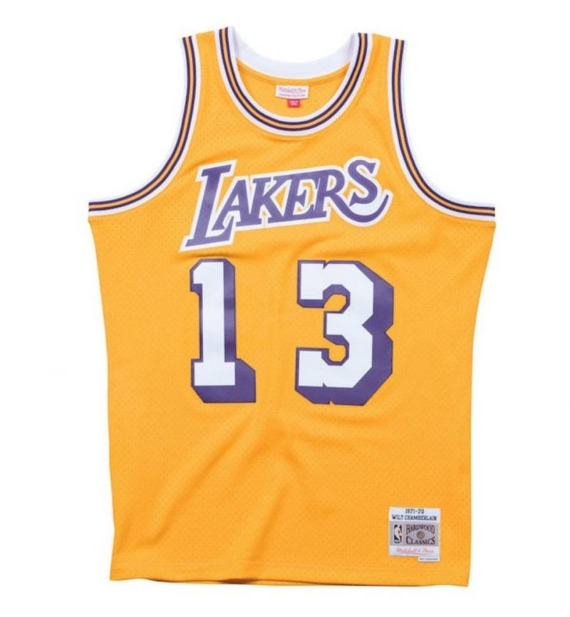 Maillot Wilt Chamberlain - Los Angeles Lakers - Mitchell and Ness