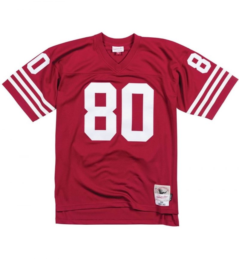Maillot Jerry Rice - San Francisco 49ers - Mitchell & Ness