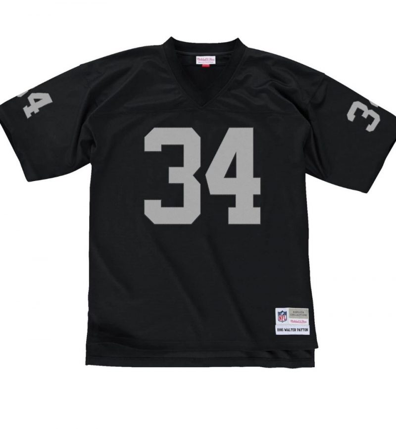 Maillot Bo Jackson - Los Angeles Raiders - Mitchell and Ness
