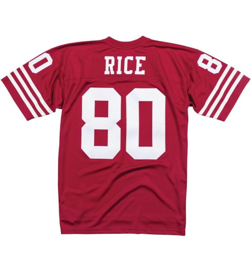 Maillot Jerry Rice - San Francisco 49ers - Mitchell & Ness - dos