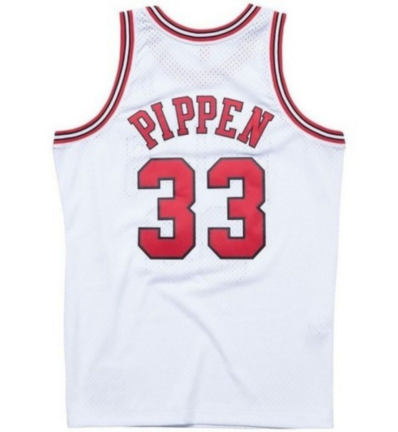 Maillot Scottie Pippen - Chicago Bulls - Mitchell and Ness - dos