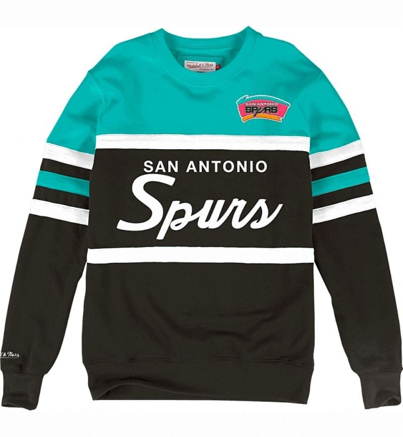 Head Coach Crew - San Antonio Spurs - Mitchell & Ness