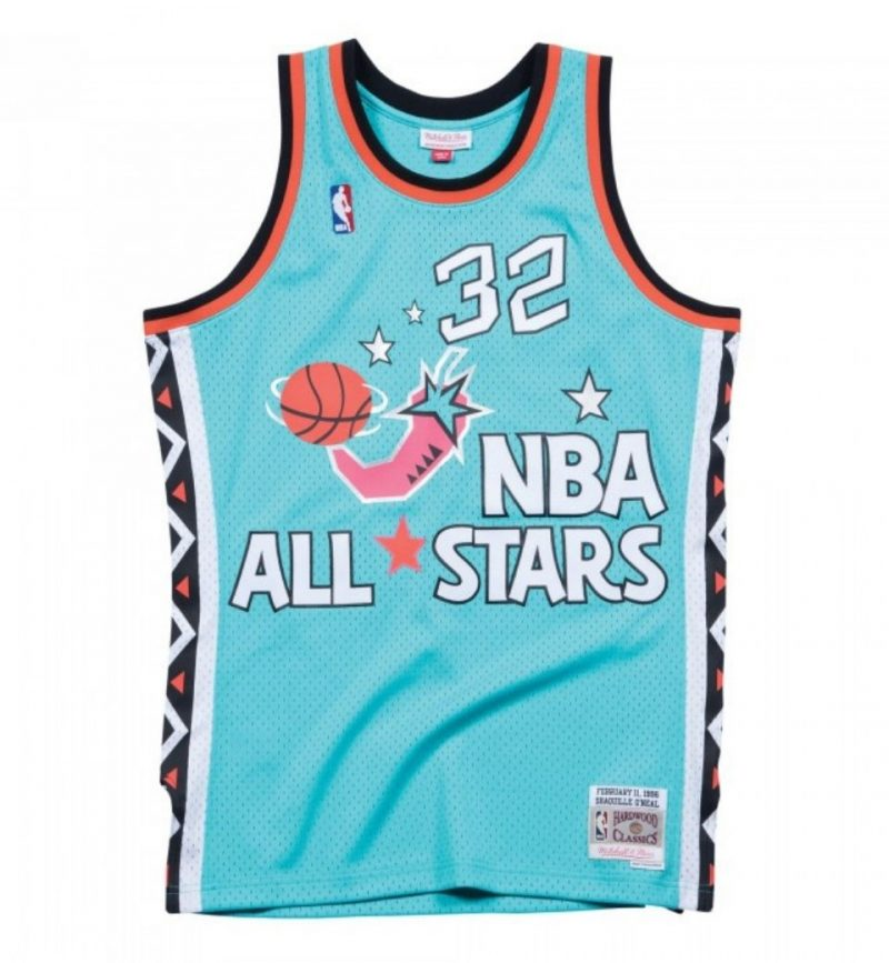 Shaquille O'Neal - All-Star Game 1996 - Mitchell and Ness