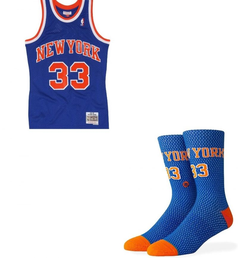 Pack Patrick Ewing New York Knicks - Mitchell and Ness
