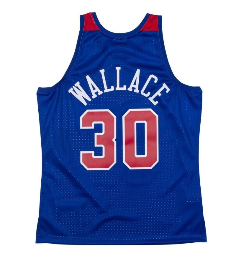 Ben Wallace Washington Bullets 1996/97 - Mitchell & Ness