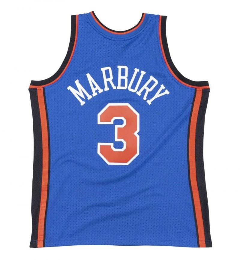 Maillot Stephon Marbury - New York Knicks 2005/06 - Mitchell & Ness