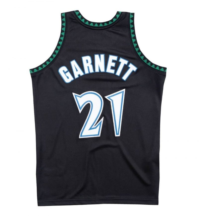 Maillot Kevin Garnett - Minnesota Timberwolves - Mitchell and Ness