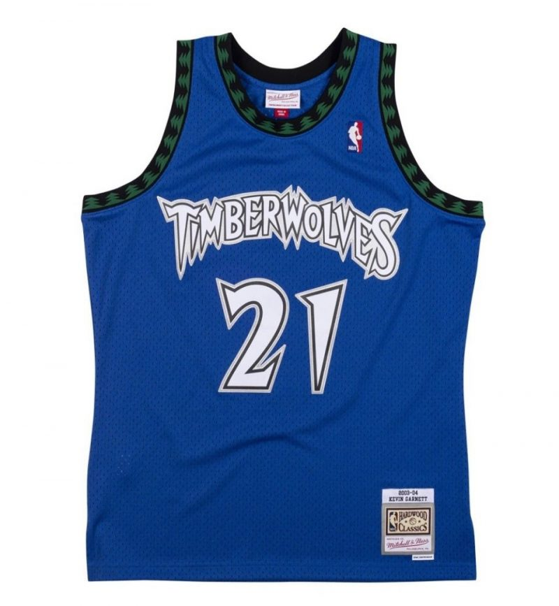 Kevin Garnett - Minnesota Timberwolves - Mitchell and Ness