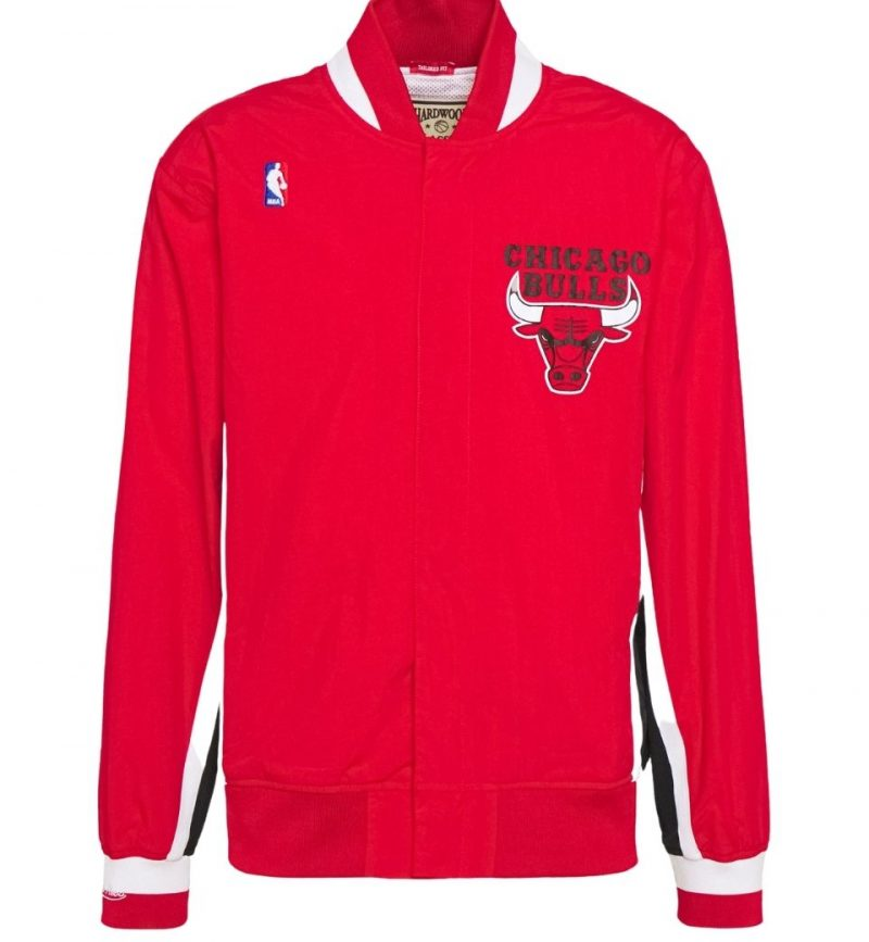 Authentic Warm Up Jacket Chicago Bulls 1992-93- Mitchell & Ness