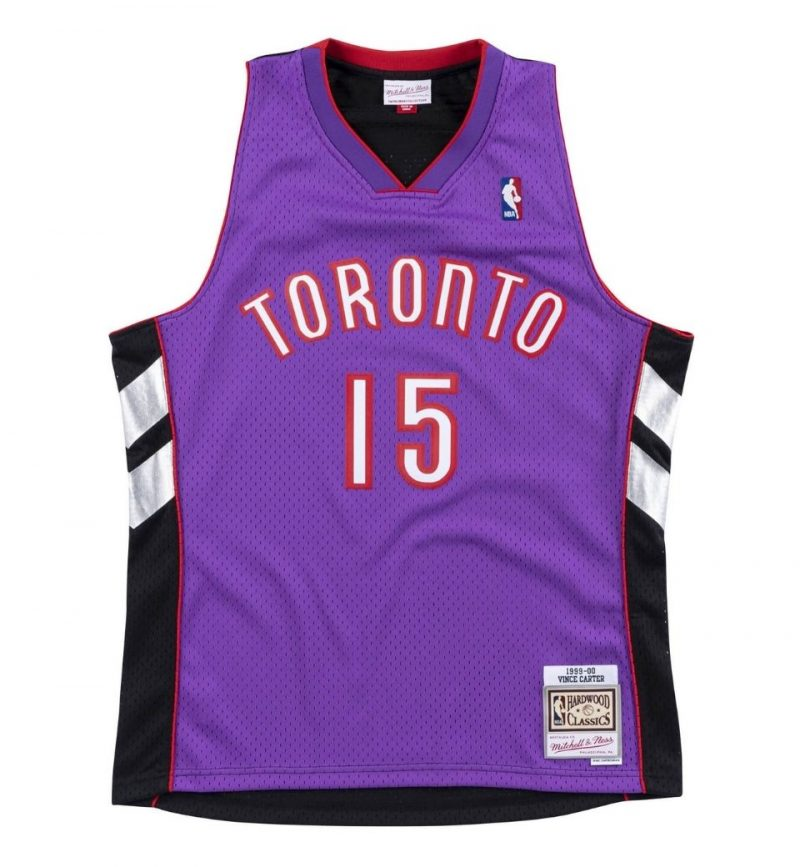 Maillot Vince Carter Mitchell and Ness Toronto Raptors