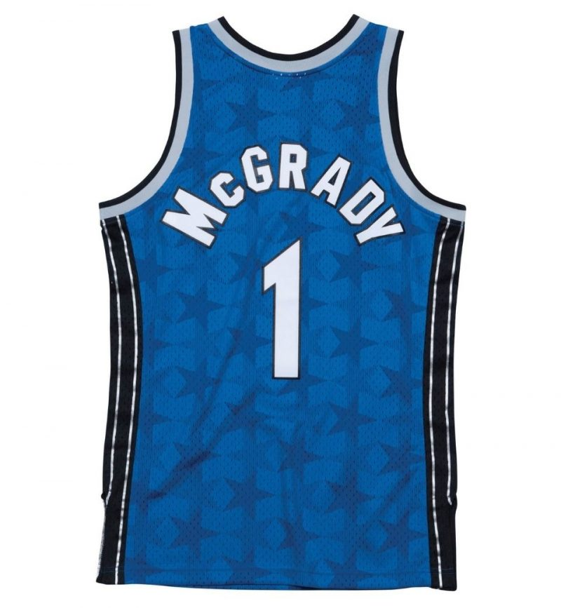 Maillot Tracy McGrady Orlando Magic 2000-01 Mitchell & Ness - dos