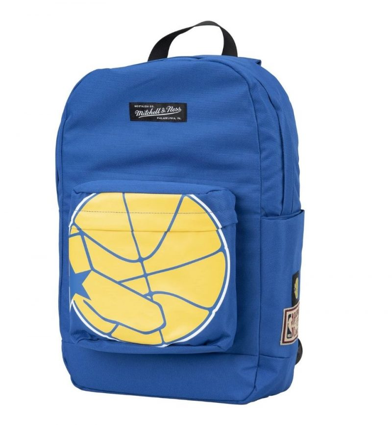 Backpack Golden State Warriors - Mitchell and Ness