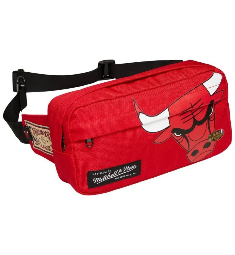 Fanny Pack Chicago Bulls - Mitchell & Ness