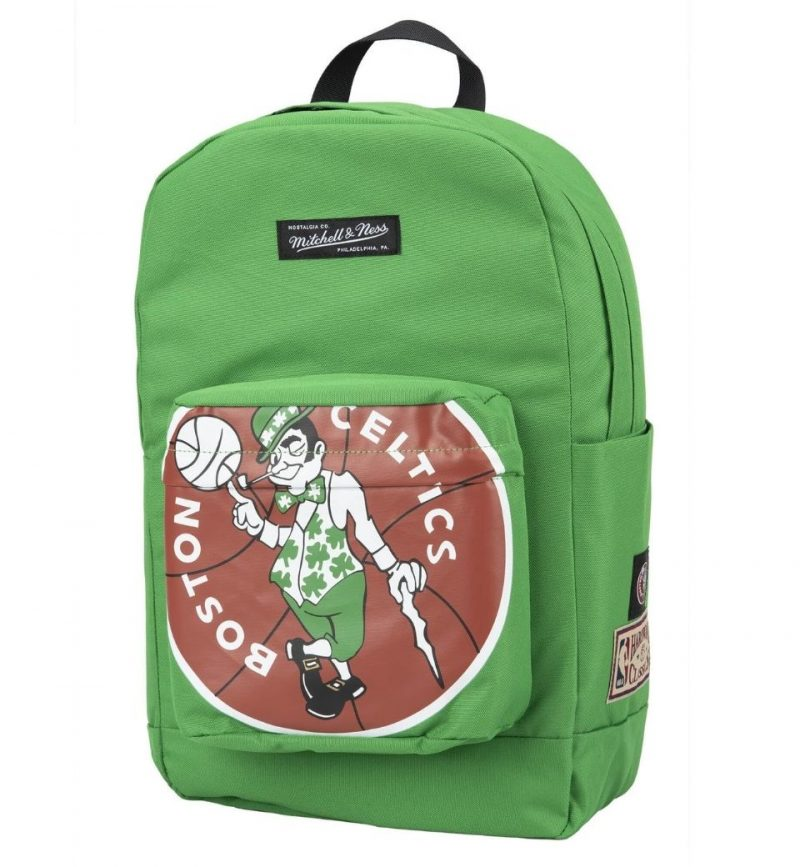Backpack Boston Celtics - Mitchell and Ness - Sac a dos