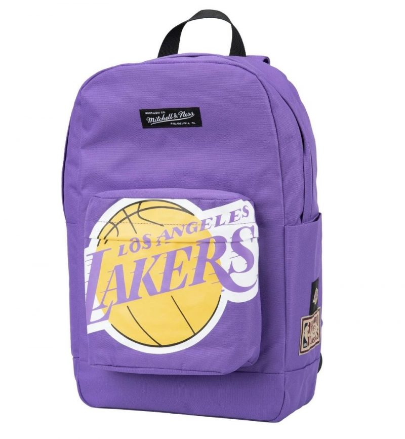 Backpack Los Angeles Lakers - Mitchell and Ness - Sac a dos