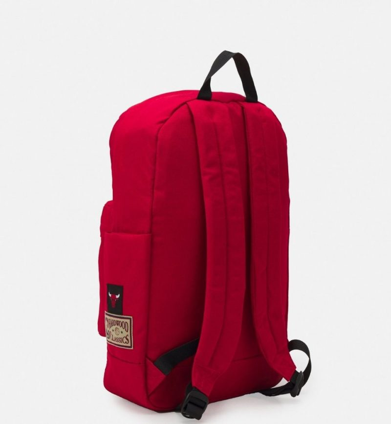 Backpack Chicago Bulls - Mitchell & Ness - dos