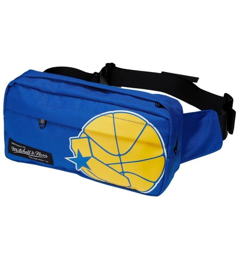 Fanny Pack Golden State Warriors - Mitchell & Ness